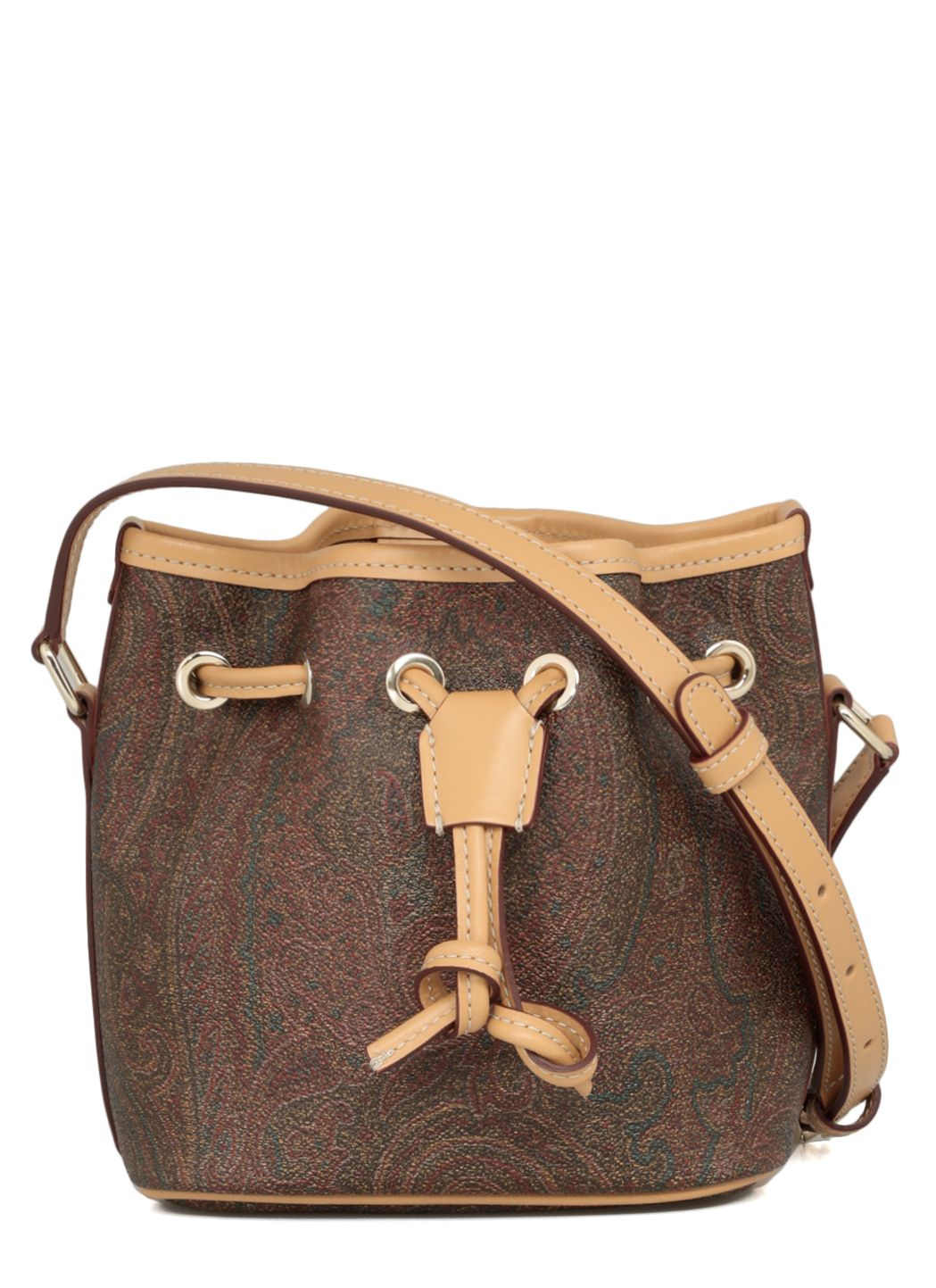 Paysley satchel minibag