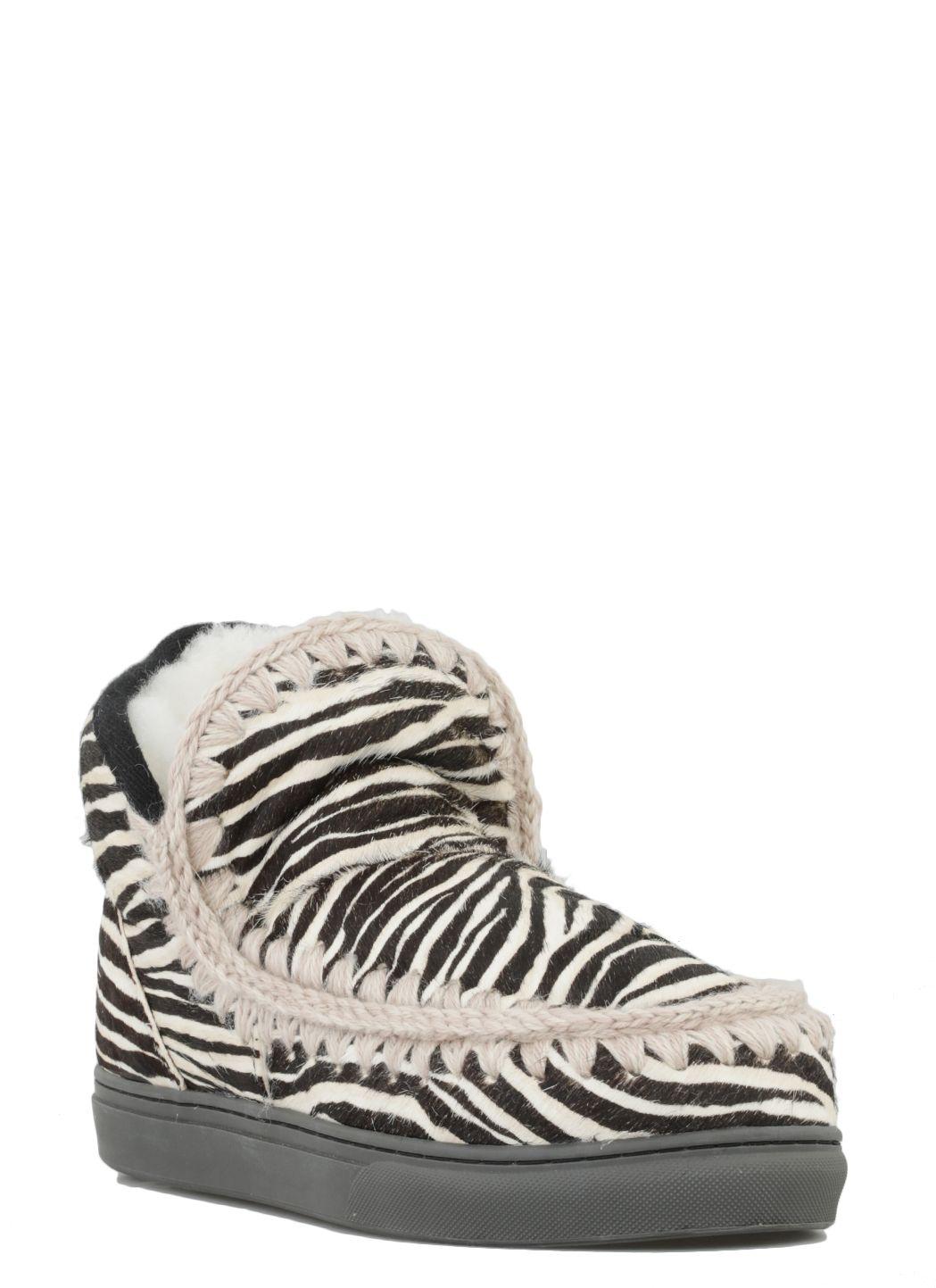 Eskimo Sneaker Ponyskin