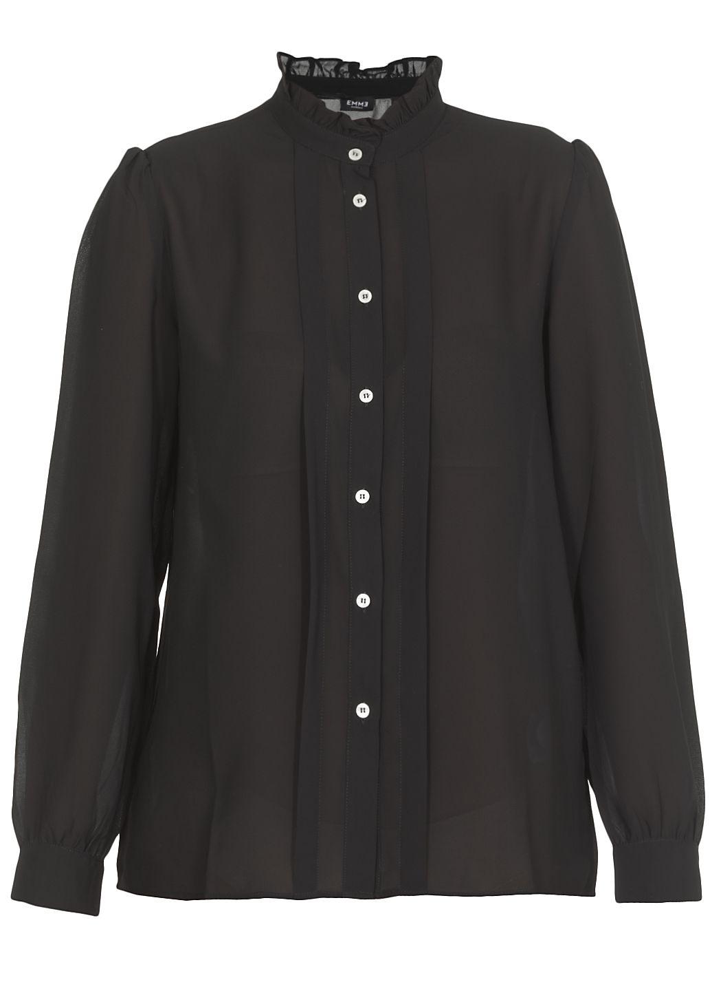Camicia in georgette