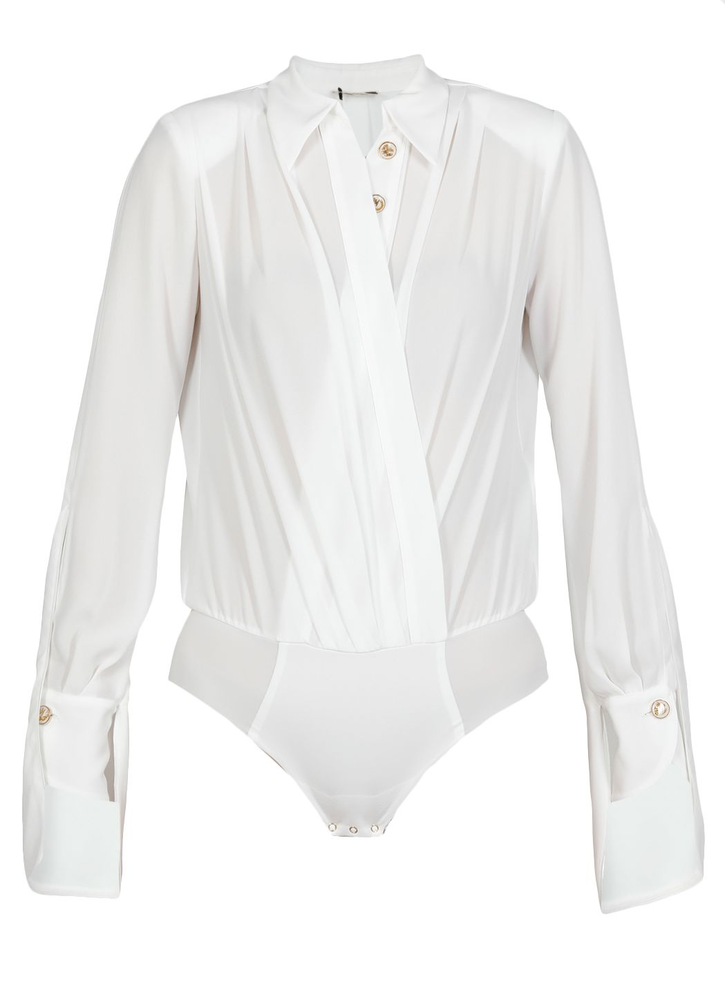 Georgette body shirt