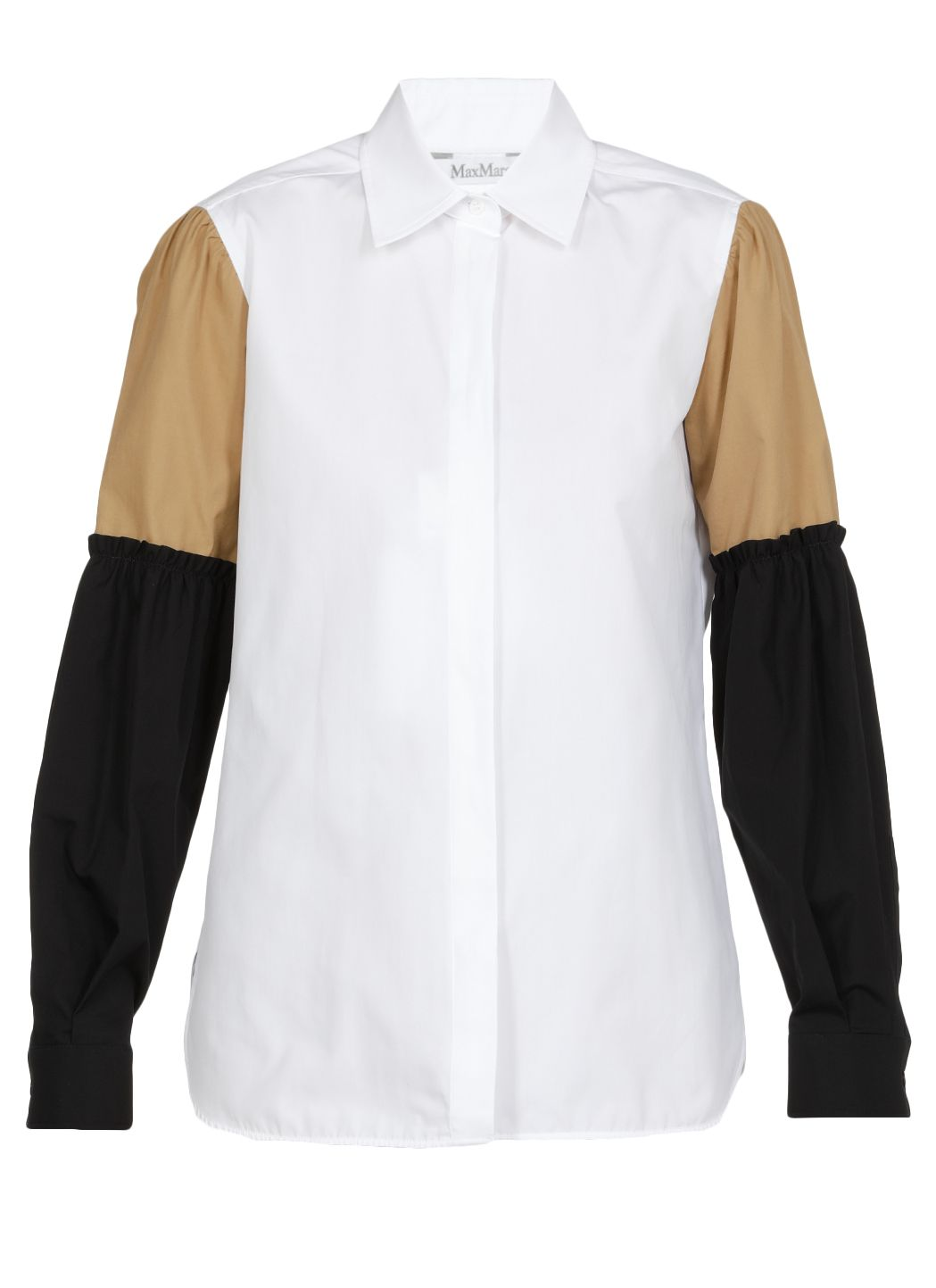 Camicia in cotone