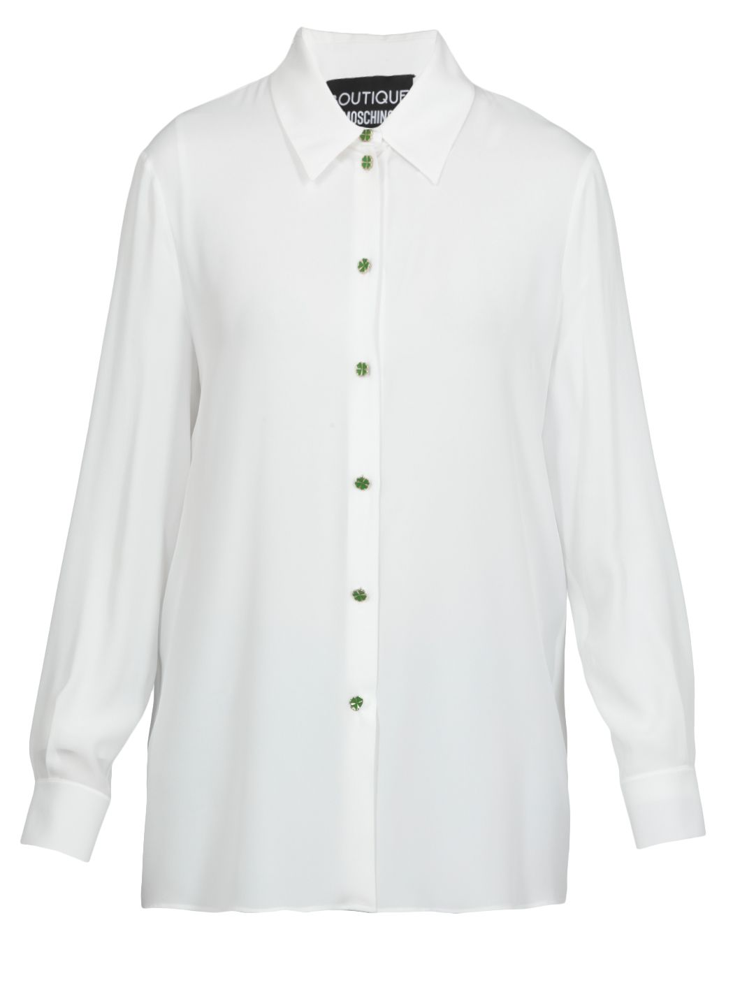 Camicia in mista seta