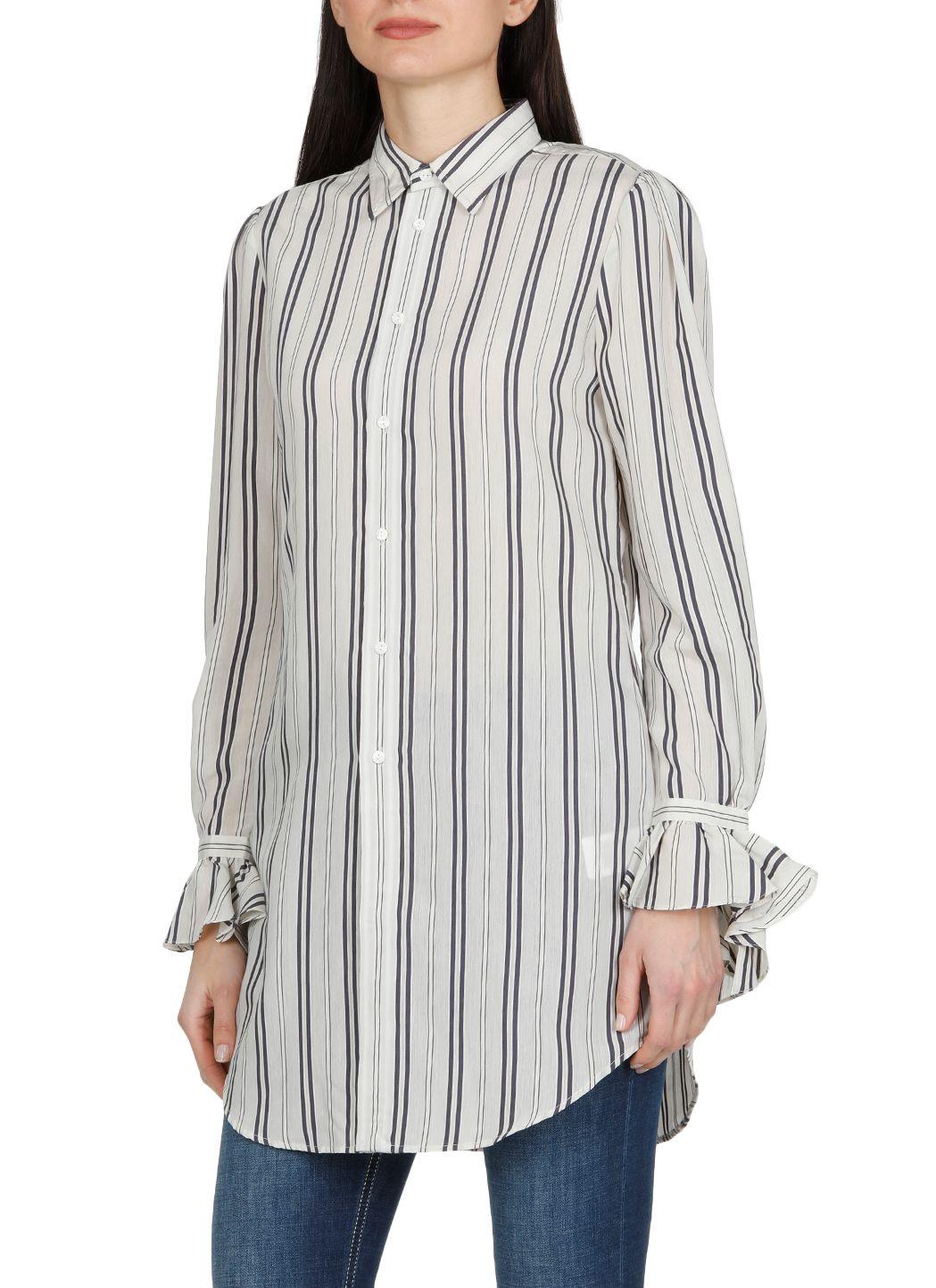 Camicia in tessuto