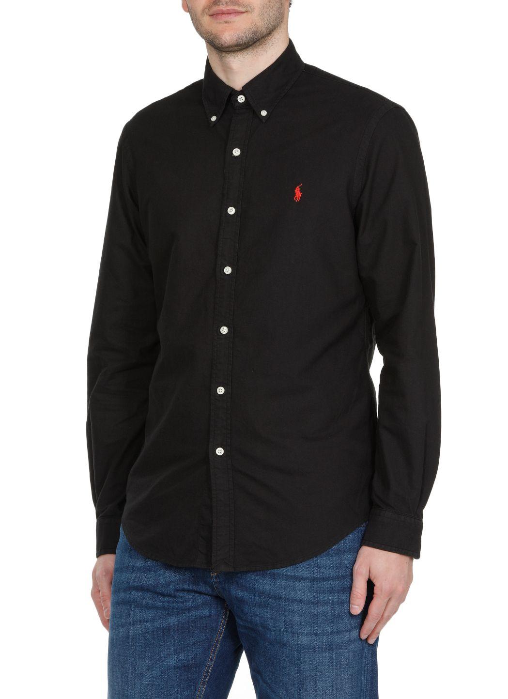 Camicia Ralph Lauren in cotone