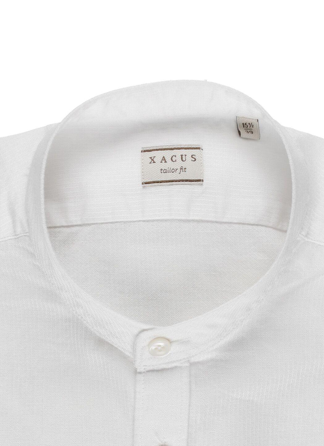 Camicia Casual in cotone e lino