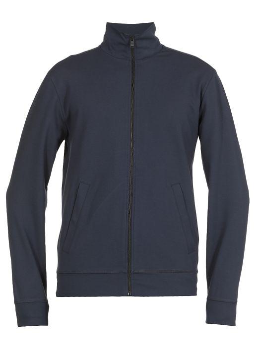 Boss x Russell Athletic Stretch fabric sweatshirt