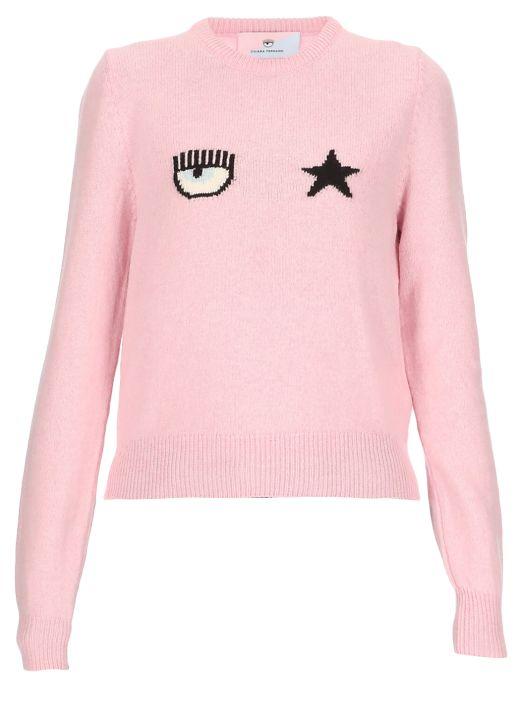 Eye Star sweater