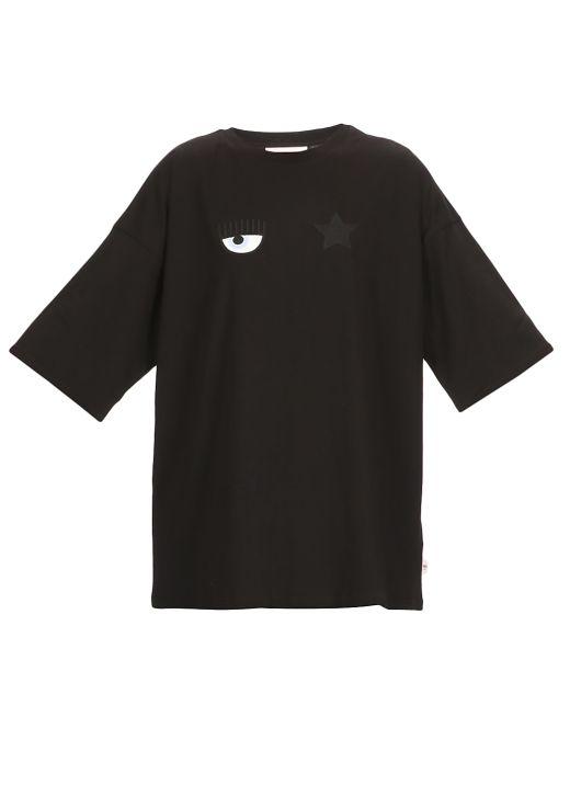 Oversize Eye Star t-shirt