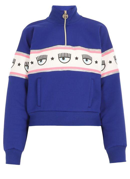Maxilogomania sweatshirt