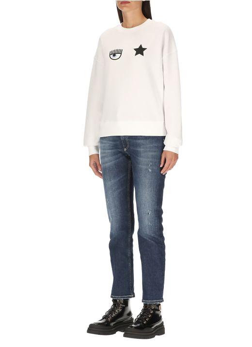 Eye Star sweatshirt