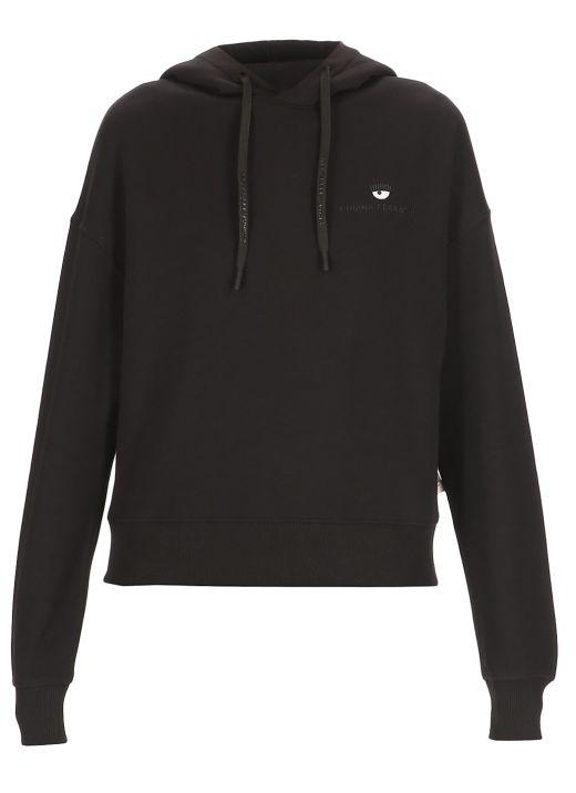 Eyelike sweatshirt