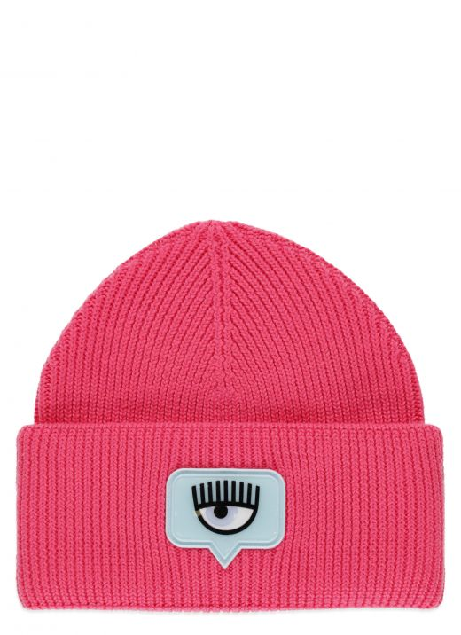 Eyelike Beanie Hat
