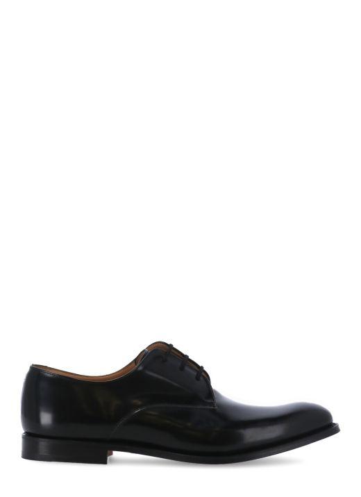 Oslo lace-up derby shoe