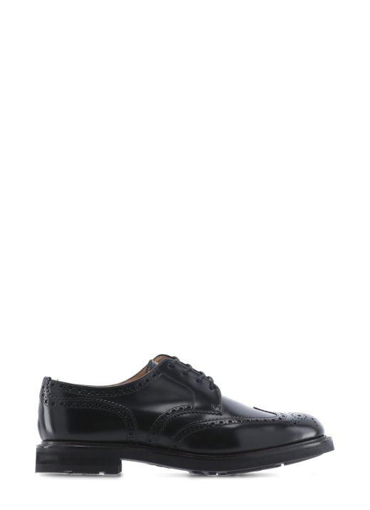 Claverton derby shoe