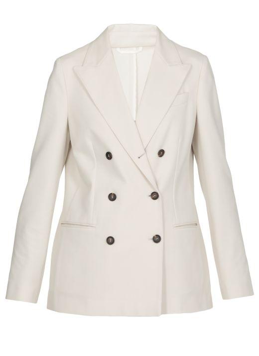 Cotton interlock Couture jacket