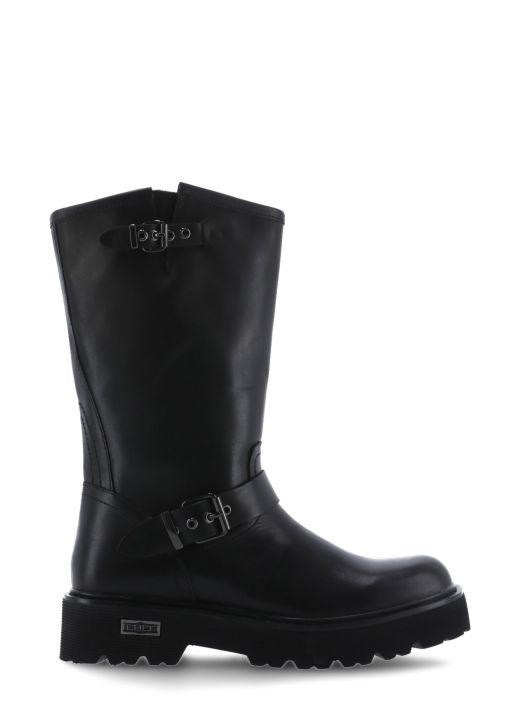 Slash 3201 leather boot