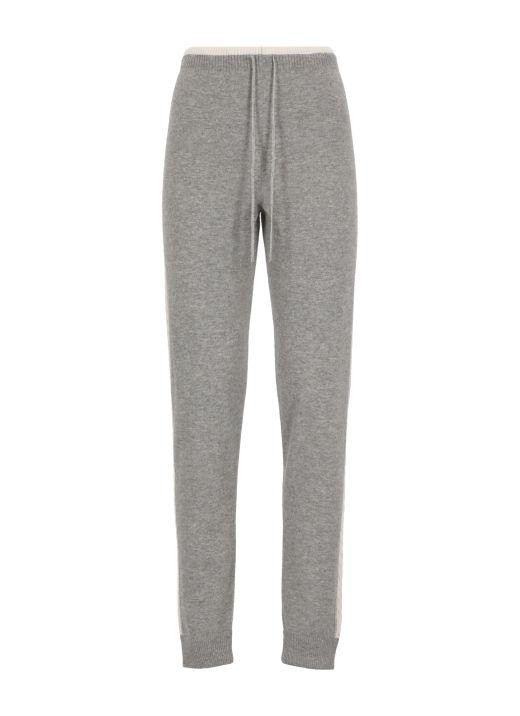 Pantalone in cashmere