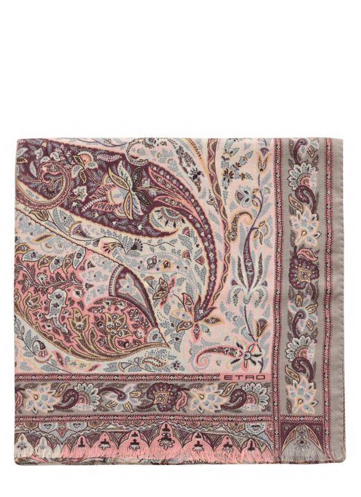 Kashmir blend scarf
