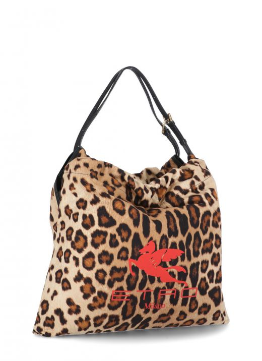 Tote bag with print