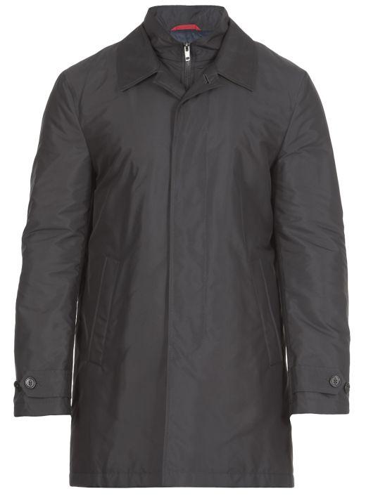Double trim coat