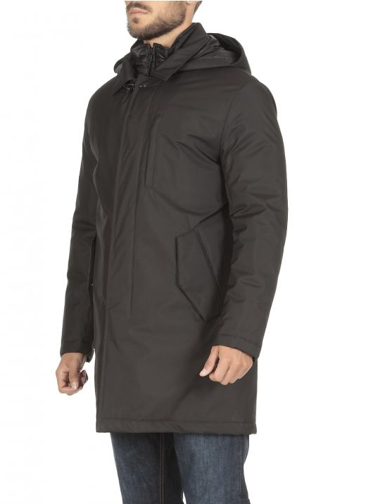 Double Front Raincoat