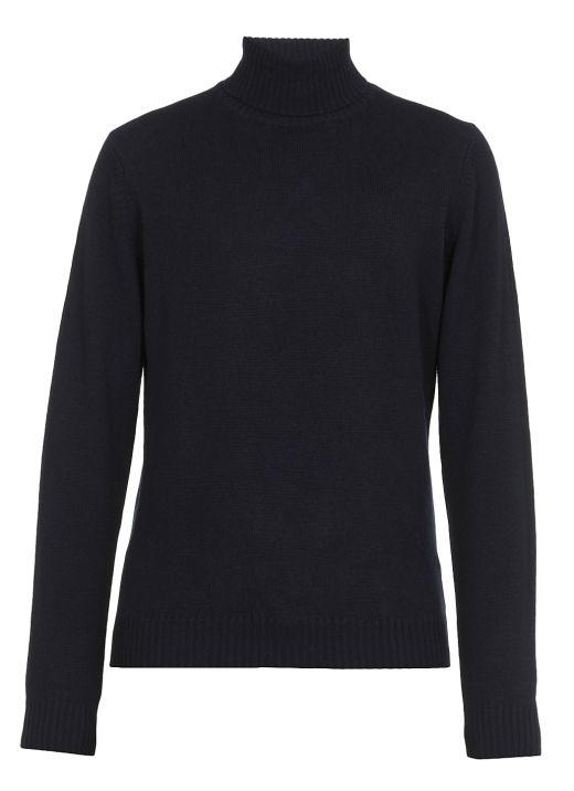 Merino wool and cashmere sweater
