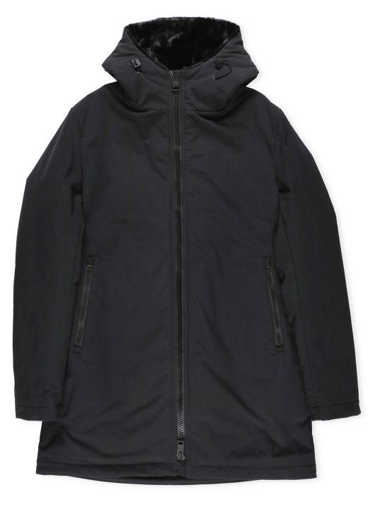 Padded heavy jacket