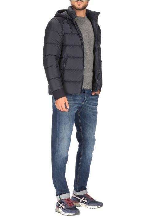 Polar-Tech down jacket