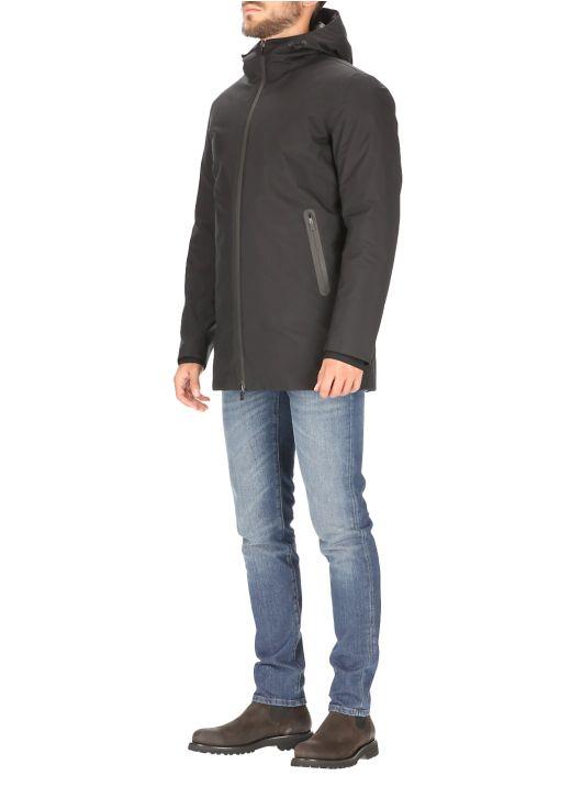 Laminar jacket