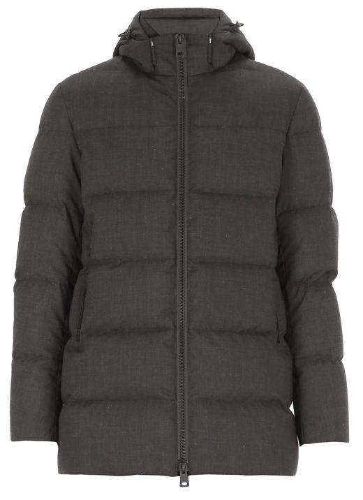 Laminar down jacket