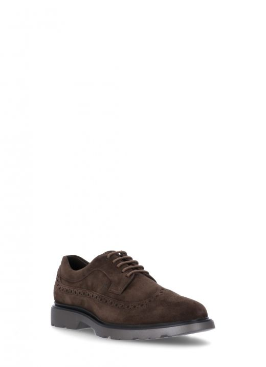 Suede leather Route