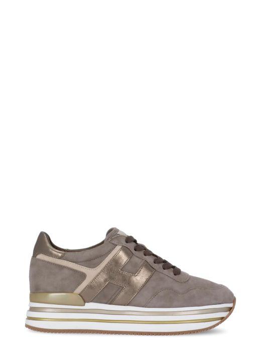 Midi Platform Sneakers