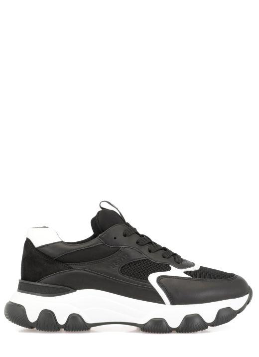 Hyperactive sneaker