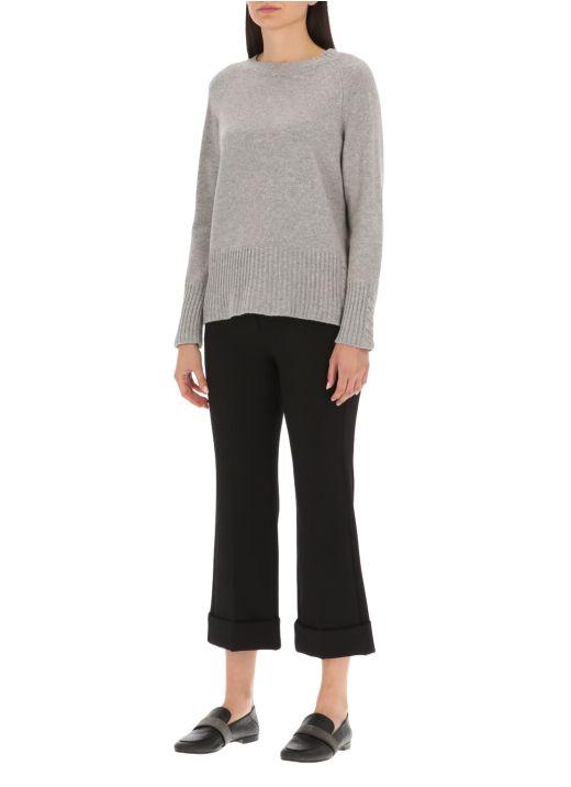 Wool and kaschmir sweater