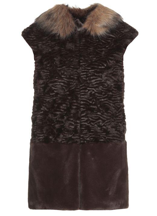 Ecoleather vest