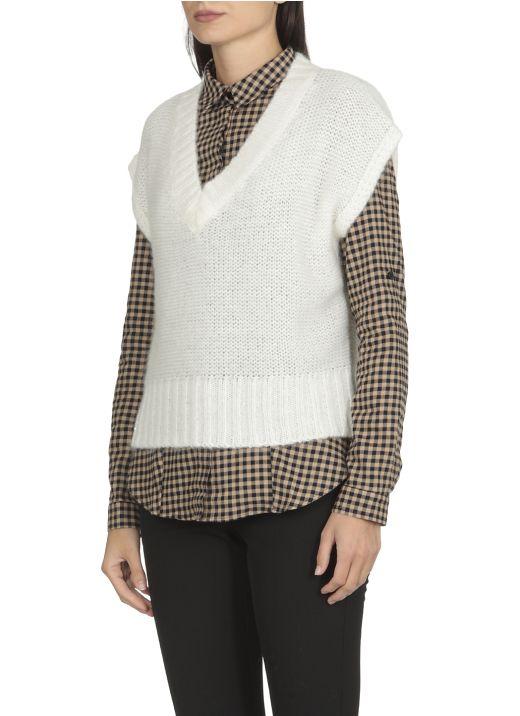 Monochrome Waistcoat
