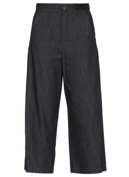 Pantalone in denim
