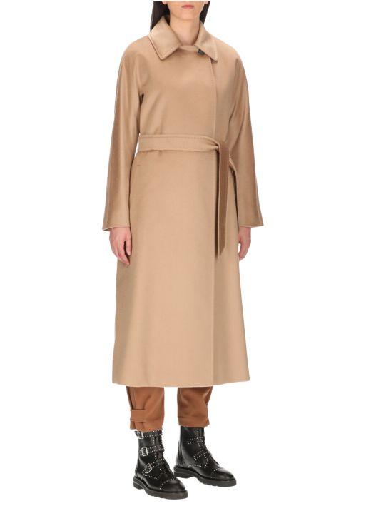 Kaschmir double breasted coat