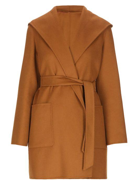 Wool silk and kaschmir jacket