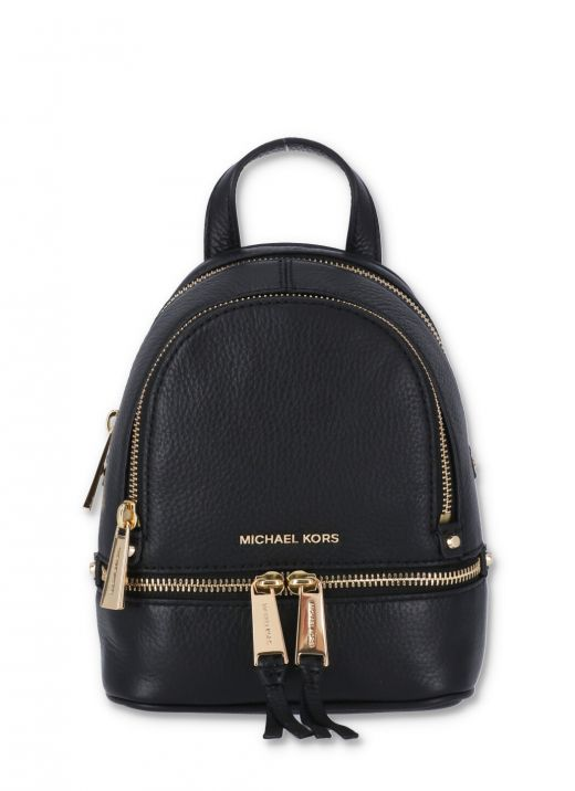 Mini backpack with                    logo