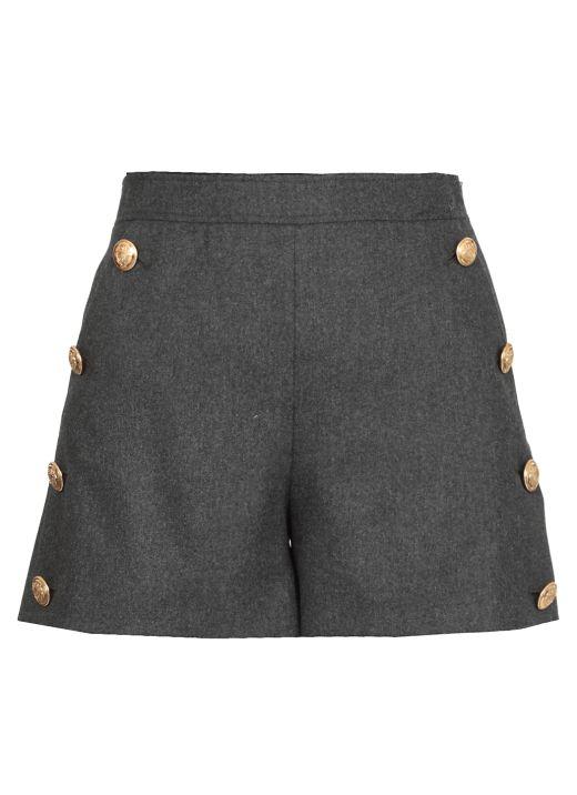 Wool short
