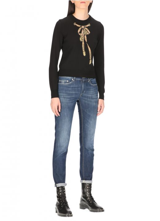 Bridle Bow sweater