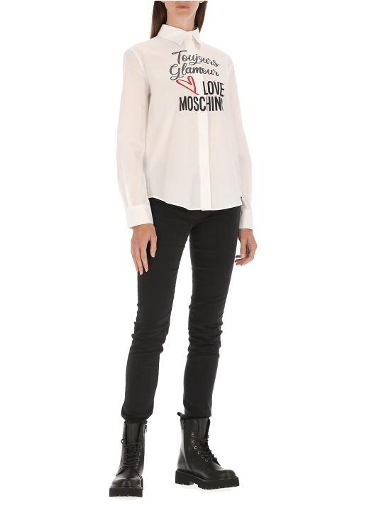 Toujours Glamour shirt