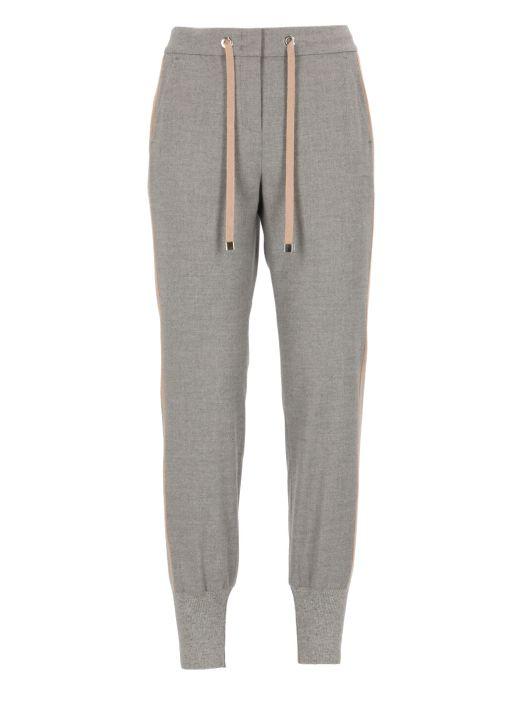 Fabric trouser