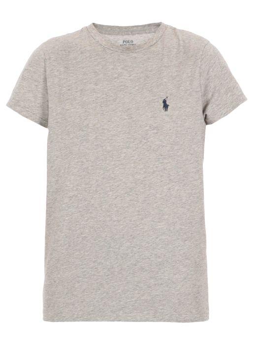 Pony loged T-shirt