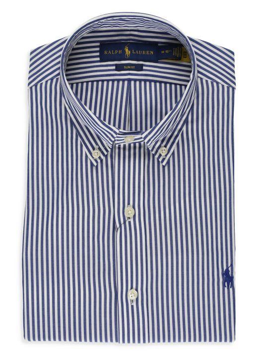Striped Custom-Fit shirt