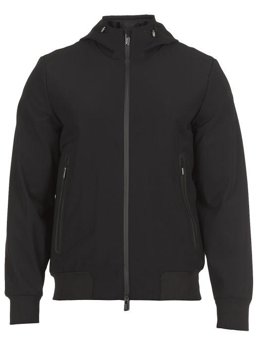 Fabric jacket
