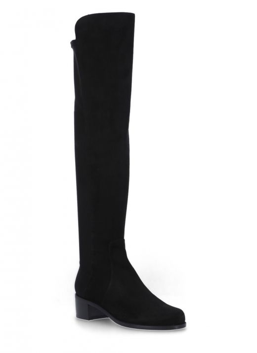 Suede leather Reserve boot