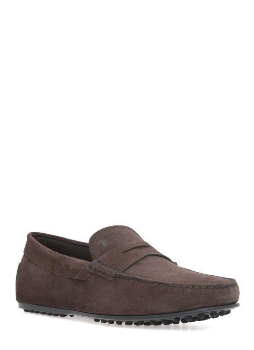 City Gommino loafer