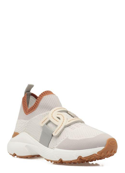 Sneaker in tessuto tecnico